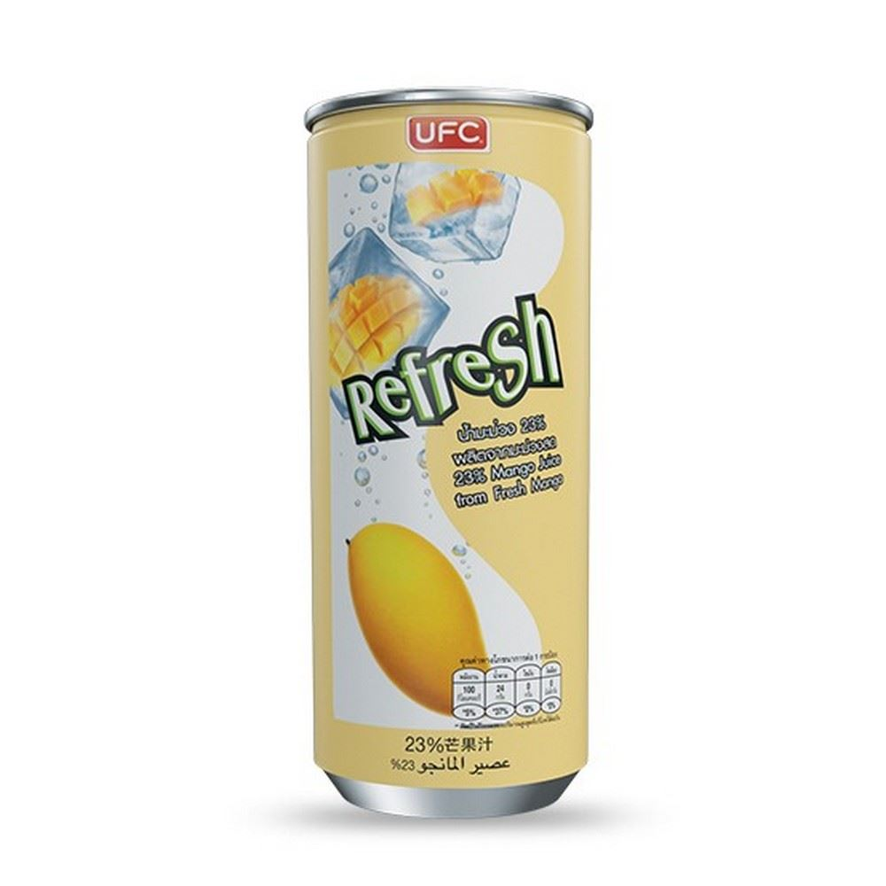 UFC Refresh 23% Mango Juice
