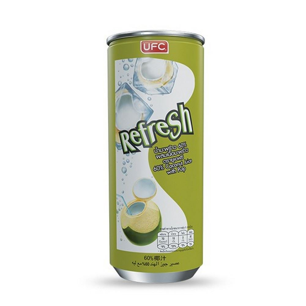 UFC Refresh 60% Coconut Juice