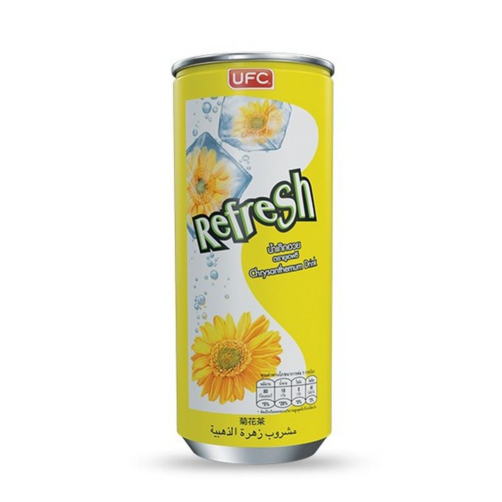 UFC Refresh Chrysanthemum Drink