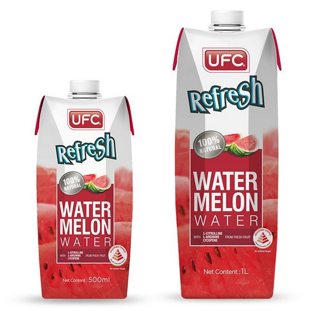 UFC Refresh Watermelon Water