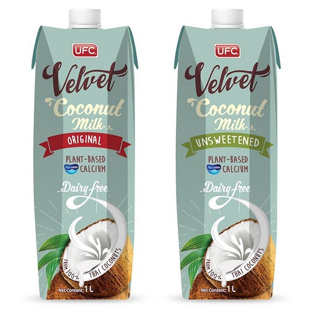 UFC Velvet Coconut Milk