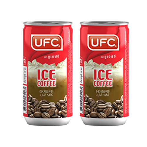 UFC's Ice Coffee