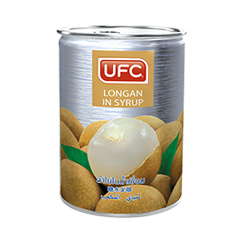 UFC Longan in Syrup