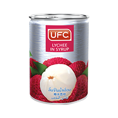 UFC Lychee in Syrups