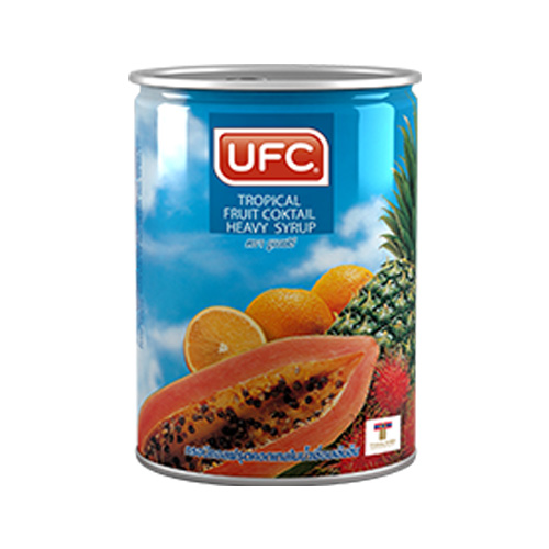 UFC Tropical Fruit Cocktail in Heavy Syrup