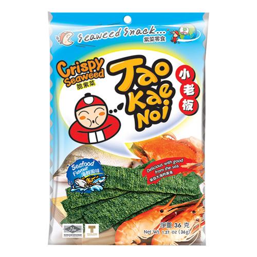 Crispy Seaweed Seafood