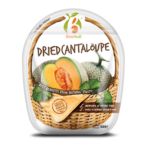 Dried Cantaloupe Bene Fruit
