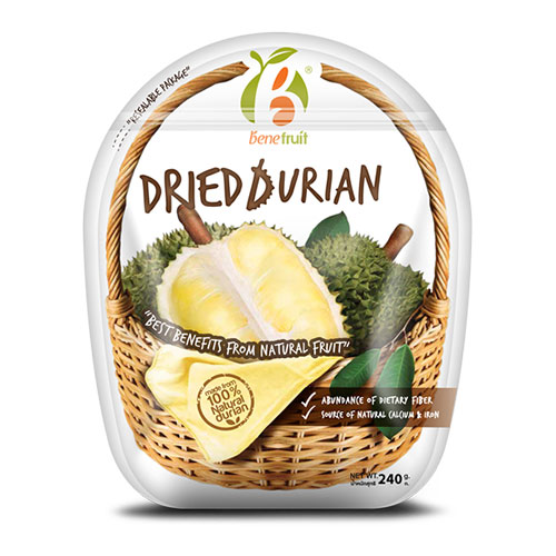 Dried Durian Bene Fruit