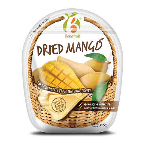 Dried Mango Bene Fruit