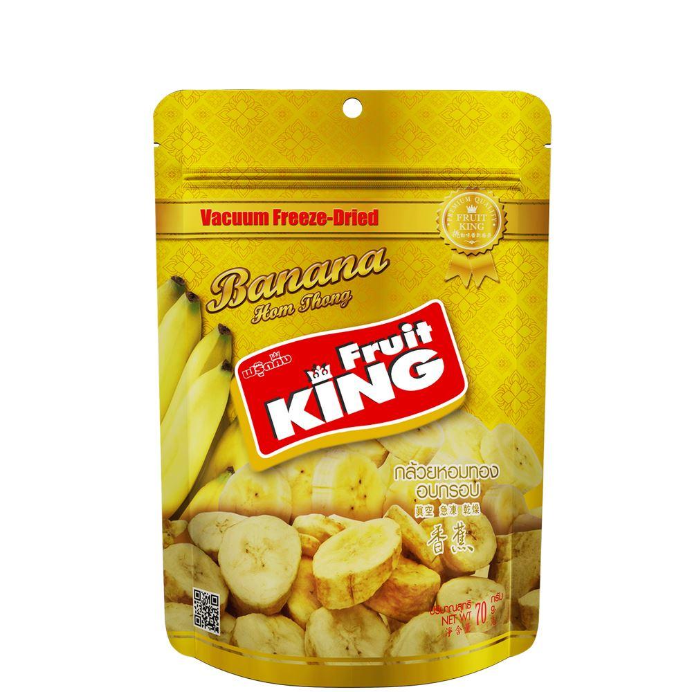 Freeze-Dried Banana