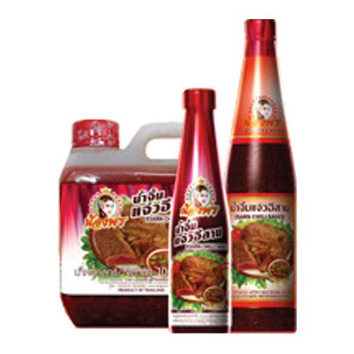 Jaew Esarn Chilli Sauce