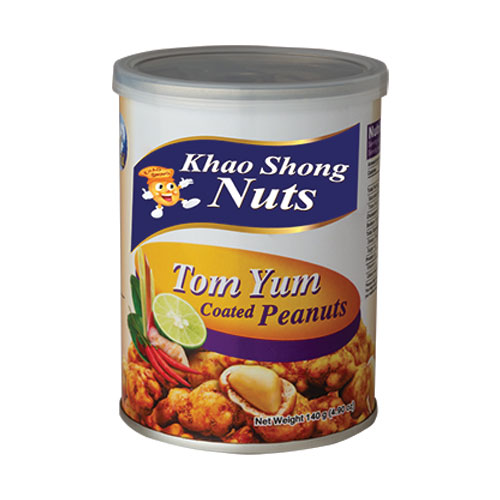 Tom Yum Coated Peanuts