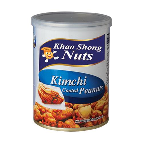 Kimchi Coated Peanuts