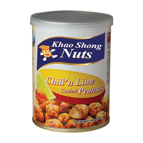 Chili'n Lime Coated Peanuts