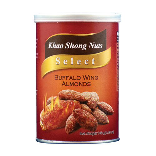 Buffalo Wing Almonds