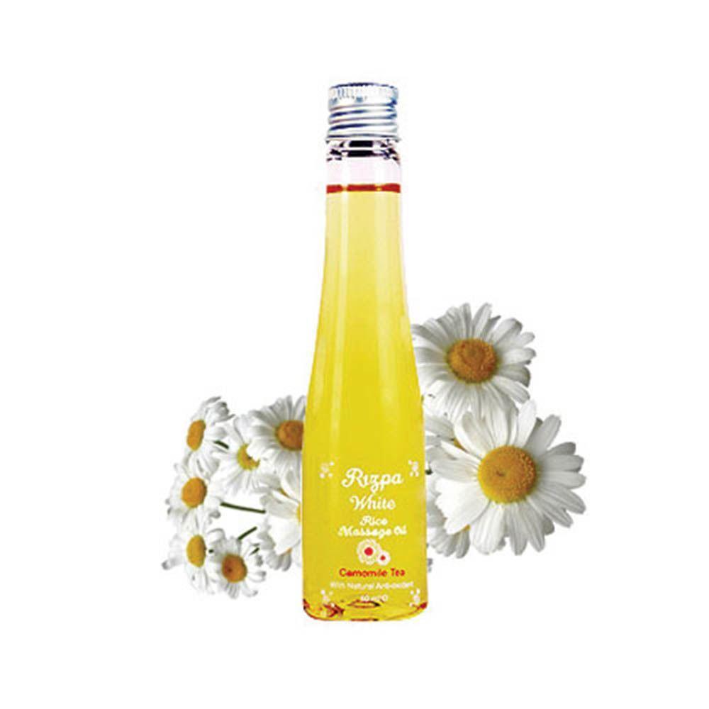 Chamomile Tea Massage Oil