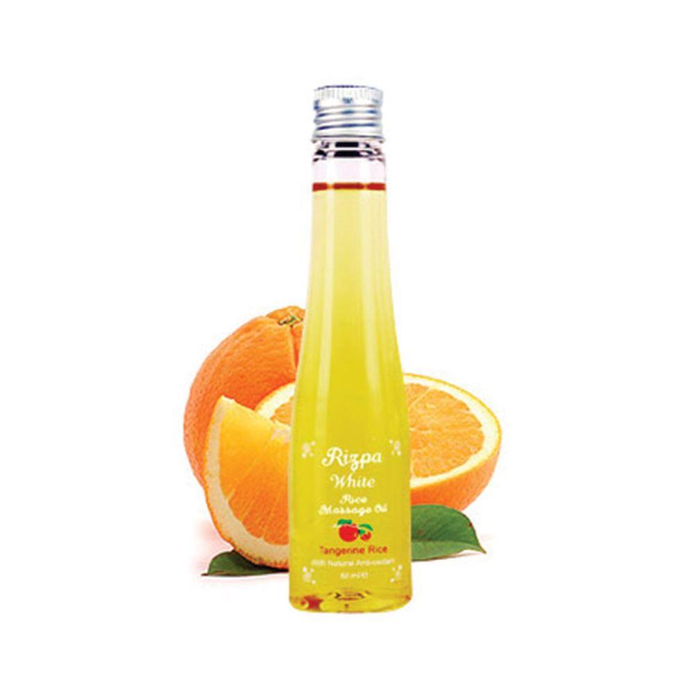 Tangerine Rice Massage Oil