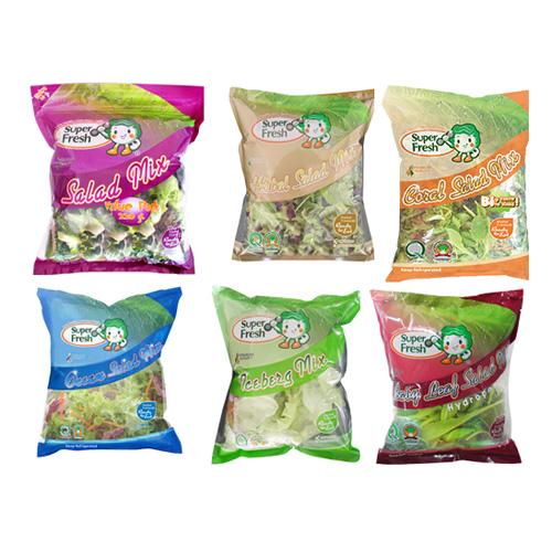 Ready to Serve Salad Mixes