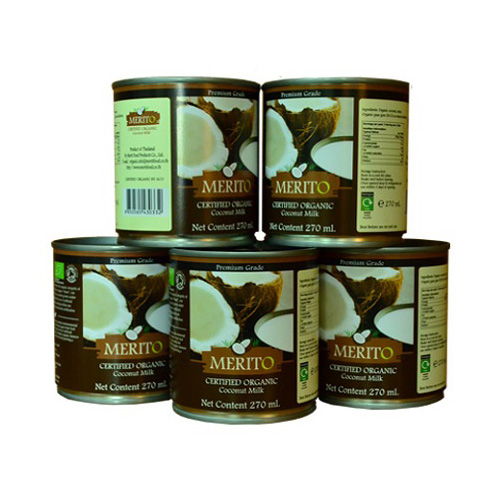 MeritO Organic Coconut Milk 270 ml