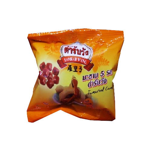 5 Tamarind flavored orange envelope small