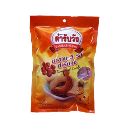 Tamarind five big orange flavor sachets