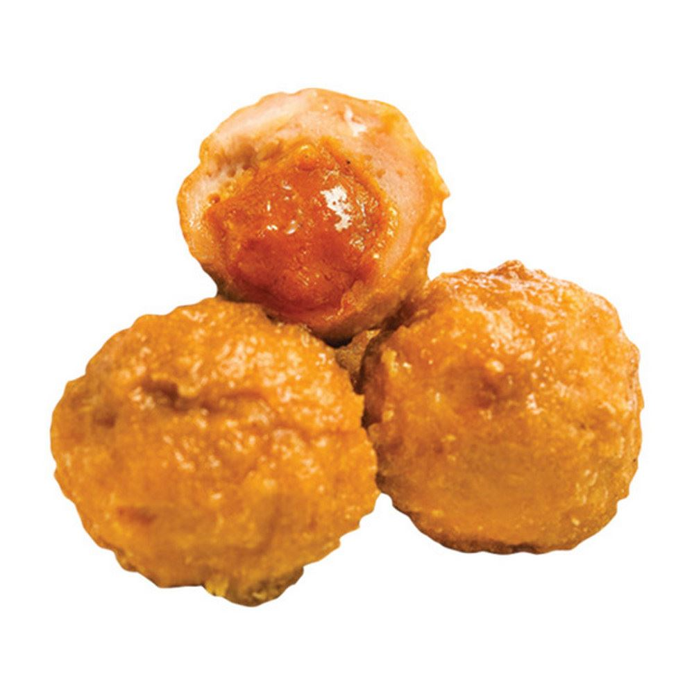 BoBo Chicken Meat Ball With Curry Filling