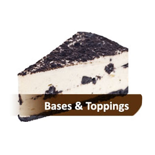 Bases and Toppings