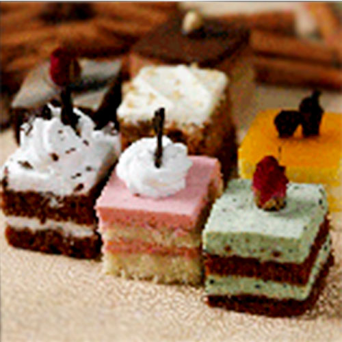 Assorted French Pastries