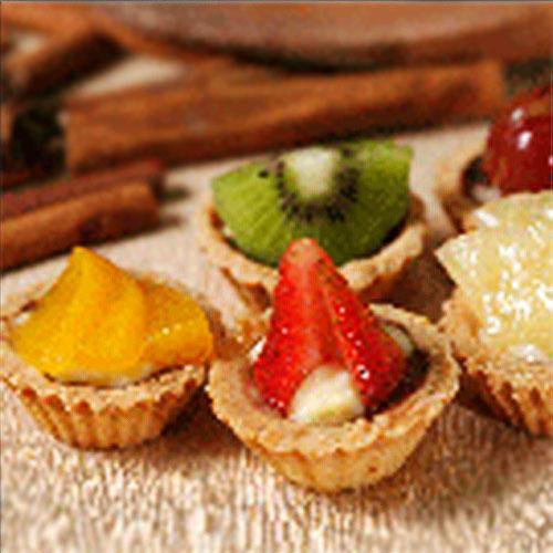 Assorted Fruit Tartlets (S)