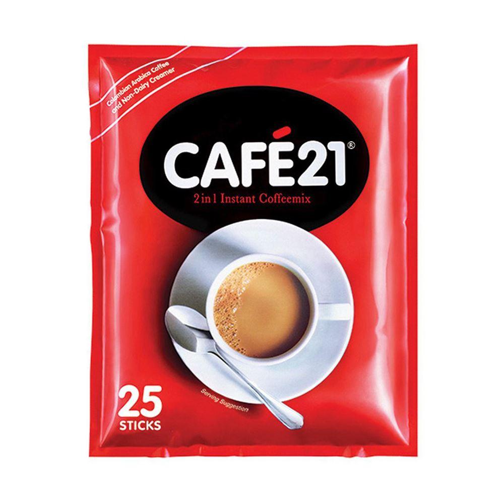 Cafe 21 2in1 Instant Coffeemix