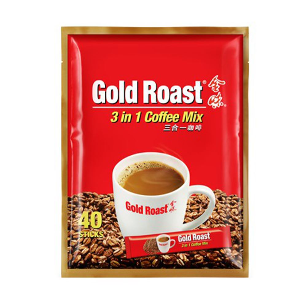 Gold Roast 3 in 1 Coffeemix