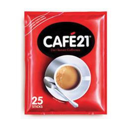 Cafe 21 2 in 1 Instant Coffeemix