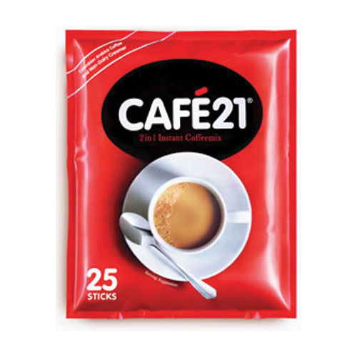 Cafe 21 2 in 1 Instant Coffeemix