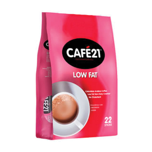 Cafe 21 Low Fat 2 in 1 Instant Coffeemix