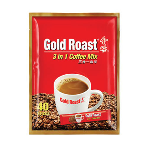 Gold Roast 3 in 1 Coffeemix
