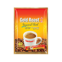 Gold Roast Improved Blend 3 in 1 Coffeemix