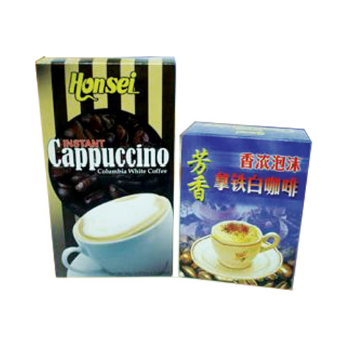 Cappuccino White Coffee