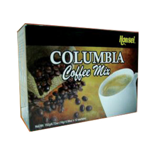 Honsei Columbia Coffee Mix