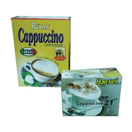 Unsweetened Cappuccino
