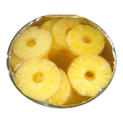 Canned Pineapple Slice, Whole, Chunks