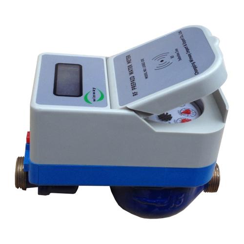 RF Card Prepaid Water Meter