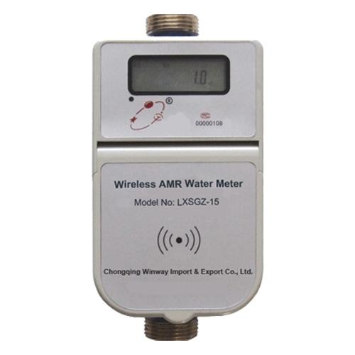 Wireless AMR Water Meter