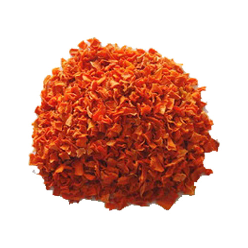 AD Carrot 10x10mm dehydrated carrot flakes