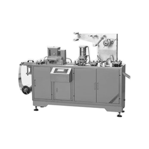 DPP140C Plate Style Alu-Plastics Blister Packaging Machine