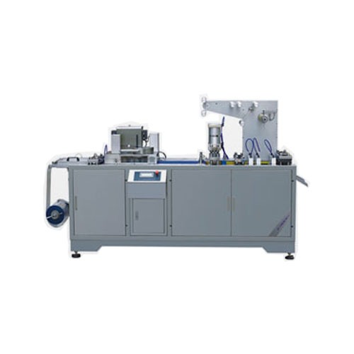 DPP250C Plate Style Alu Plastics Blister Packaging Machine