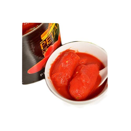 3kg Whole Peeled Tomato