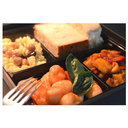 Vegetalian and Halal Bento