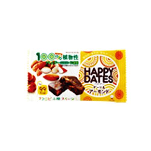 HAPPYDATES (Dates & Almond)