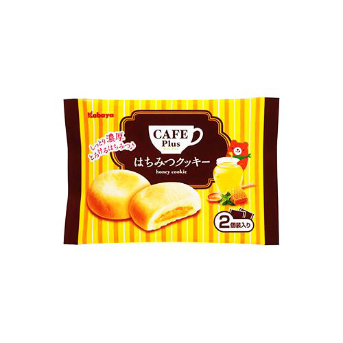 Cafe Plus Honey Cookies