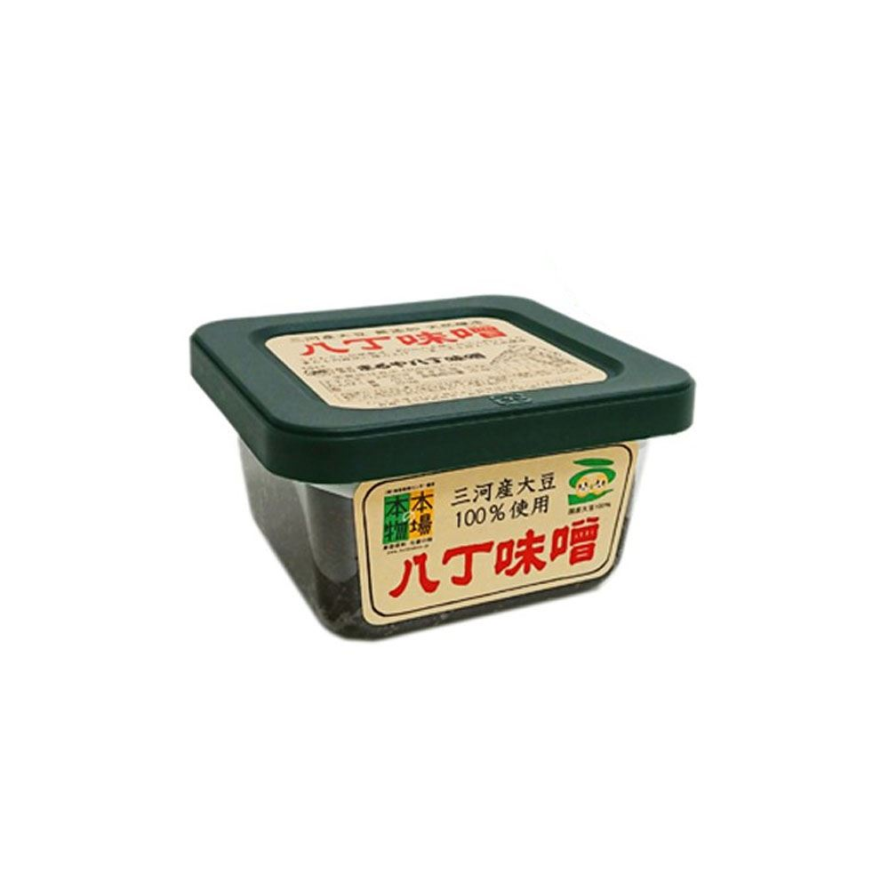 Hatcho Miso of Mikawa Soybeans